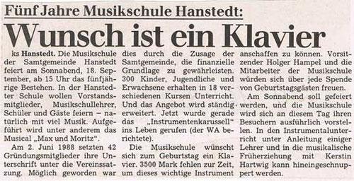 Winsener Anzeiger 16.09.1993