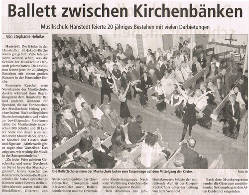 Winsener Anzeiger 23.09.2008