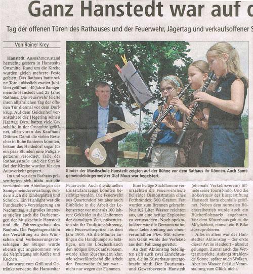 Winsener Anzeiger 02.07.2012