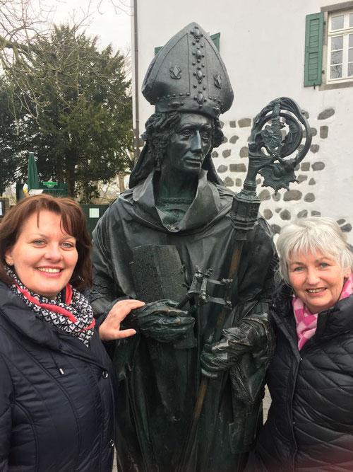 Anne Heikaus und Christiane Schneider