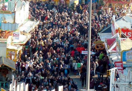 Freimarkt in Bremen