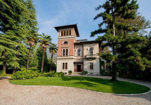 Villa Confalonieri - Lake Como - Mandello del Lario
