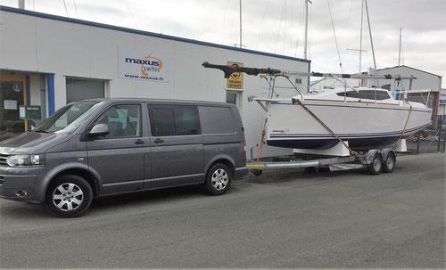 maxus 24 transport