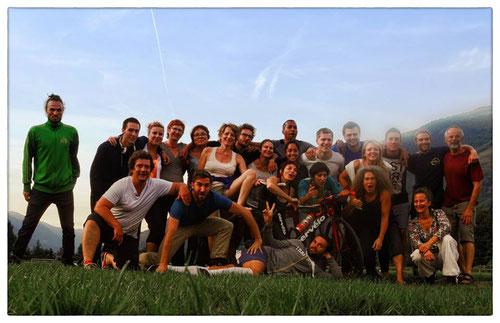 Haute Route Cycliste Pyrénées 2015