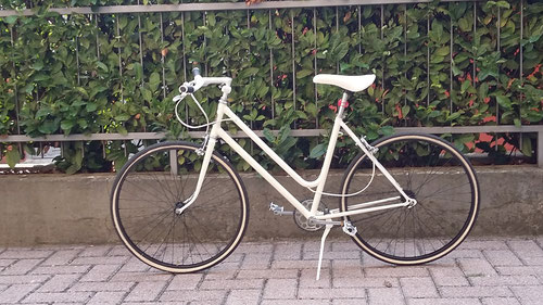 Bicicletta Wander anni' 80 restaurata e personalizzata