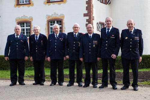 Ehrenabteilung Inzlingen 2019 (klicken für Vollbild)