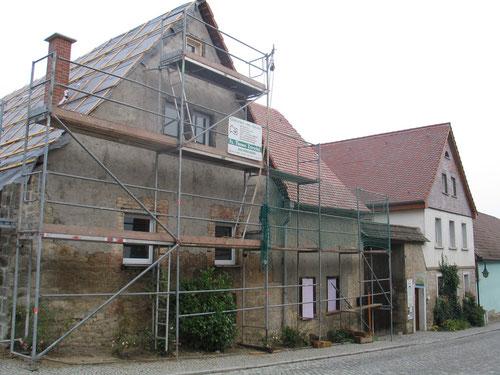 Historie - Fassadengestaltung