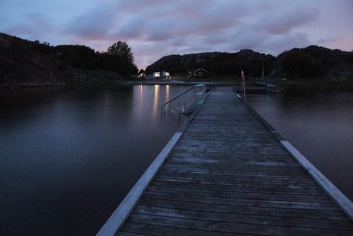 Abendstimmung in Kyrkesund