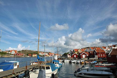 Hafen von Kyrkesund