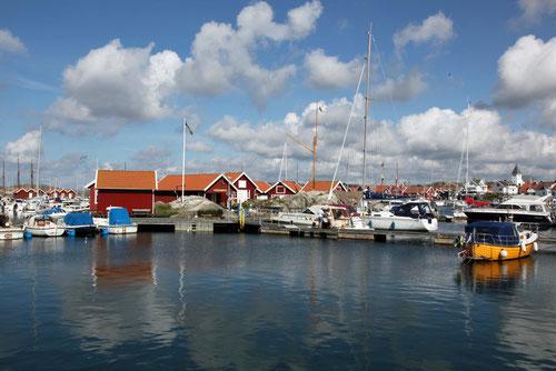 Hafen von Skärhamn