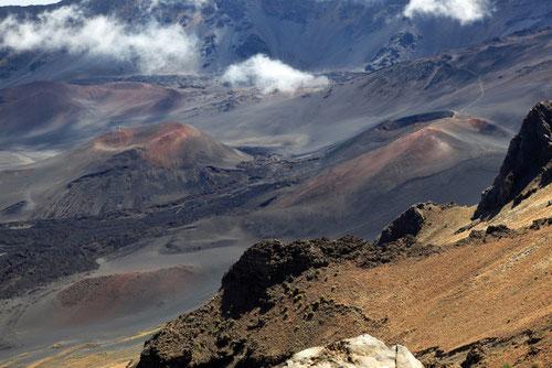 Haleakela Krater