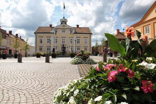 Rathaus von Vimmerby