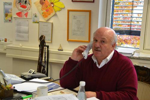 Rechtsanwalt Günther Strieder