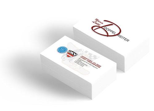white business cards; classic business cards; best luxury business cards ideas; new business cards design; luxury business cards order online; Maria-Luise Doppelreiter; FCI International judge; Austria; Kiev; Ukraine; price;