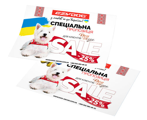 Ezydog advertising design; Dogdecor store shop goods for animals; dogs advertising design; PRS LA BEAUTY;