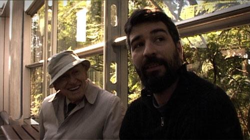 Martin Blaszko con Mariano Dal Verme.