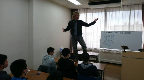 西茨城のみんな、不安になったら塾超ダンスを思いだせ!大丈夫、不合格でも死にはしない!