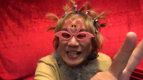 WEB授業の最後にやった河原塾超の『フラミンゴ塾超じゃんけん』は大好評でした!受験生のみなさんは、これを見ればリラックスっして受験にのぞめますね!メガネに注目ですよ!フラミンゴのメガネだ!!