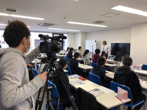 河原塾が勉強法でテレ朝の人気番組の取材を受けました。テーマはもちろん勉強法です。勉強のプロとして専門家の河原総長が解説してくれます。