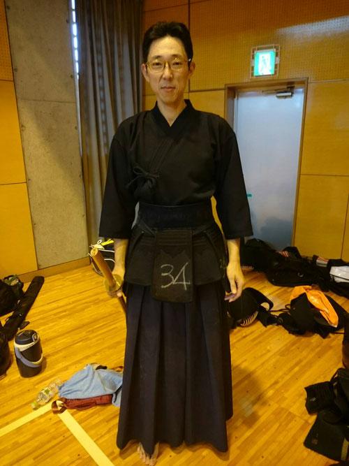 剣道2段に合格しました!
