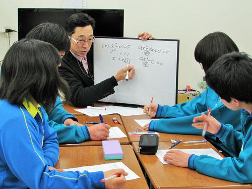 10分かかる問題を1分で解く裏技を教えます。あなたといっしょに勉強することを楽しみにしています。