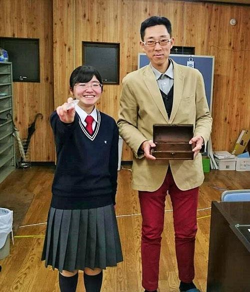 防衛大に続き、茨城大-理学部地球環境学科にも現役合格!!!