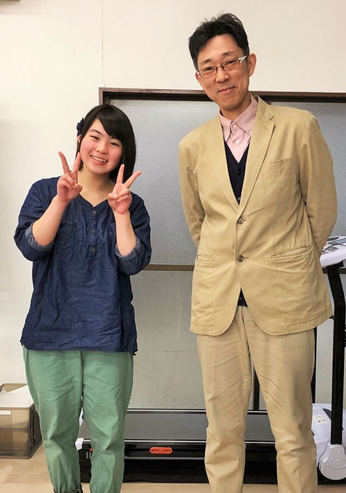 高3ゆりか、国公立2次試験前期を経て、無事に茨城県立医療大学に合格を決めました。2次試験の3日前にインフルエンザを発症。一時は試験も危ぶまれましたが、運よく受験でき見事に合格。2月の小論文対策であれだけやったのだから、ちょっとの病気じゃへこたれませんね。おめでとうございます!