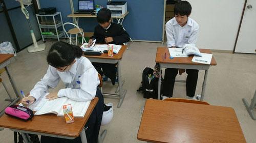 S→Study(勉強)
