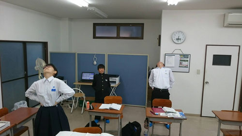 P→Practice 軽運動(ラジオ体操)
