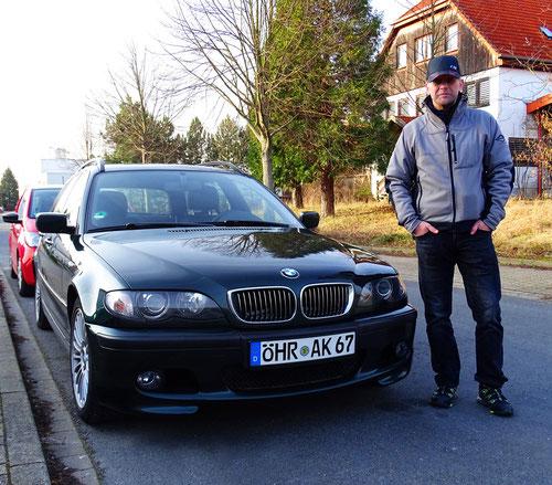 Reparatur Icom JTG am BMW 330i mit Pumpenwechsel