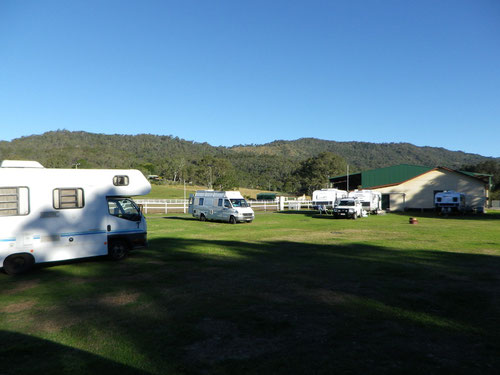 Canungra Showgrounds