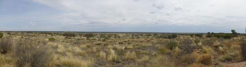 Countryside around Broken Hill