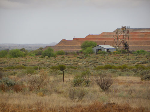 Leaving Broken Hill