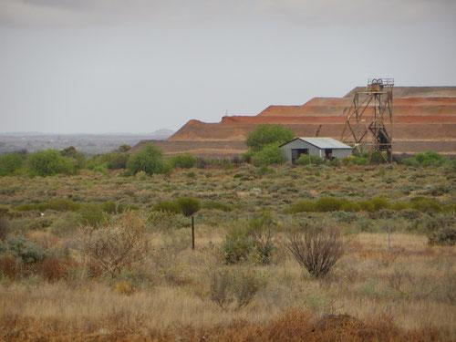 Leaving Broken Hill