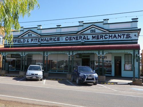 Shops in Winton