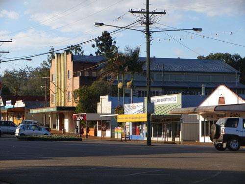 Ravenshoe main street