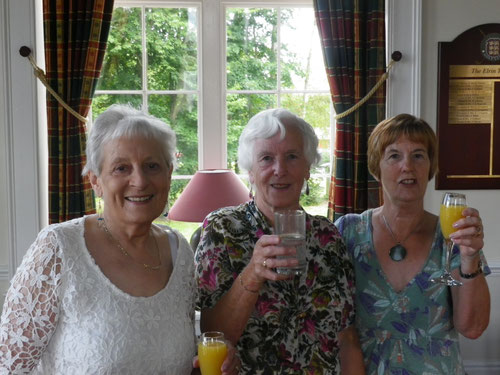 Muriel, Mum, and Susan