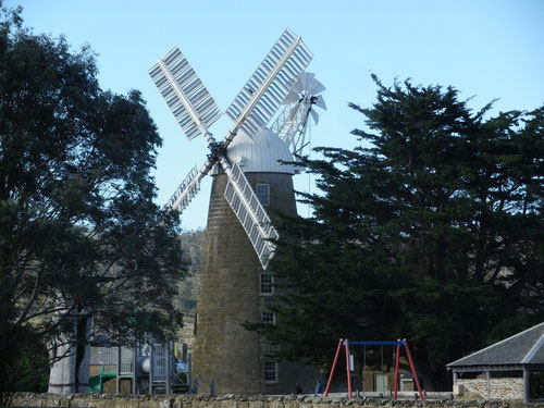 Windmill at Outlands