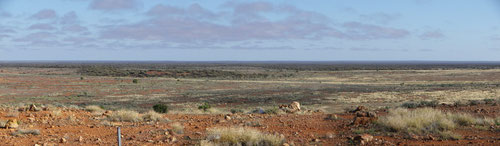 South of Coober Pedy