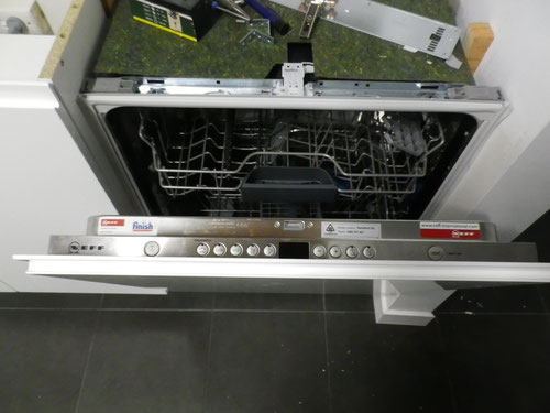 Dishwasher all built in