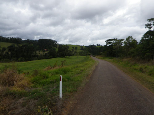 Back road to Ravenshoe