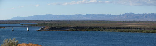 The south Flinders Ranges