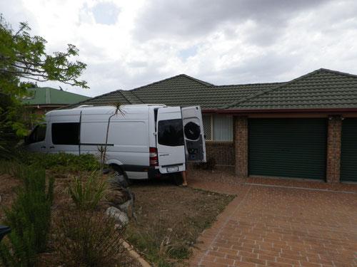 'Camping' in Brisbane