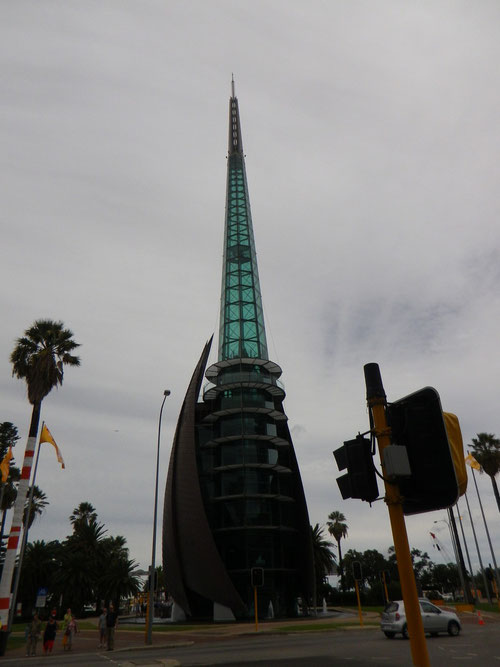 The Belltower in Perth