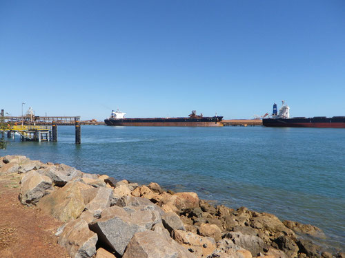 Port Hedland docks