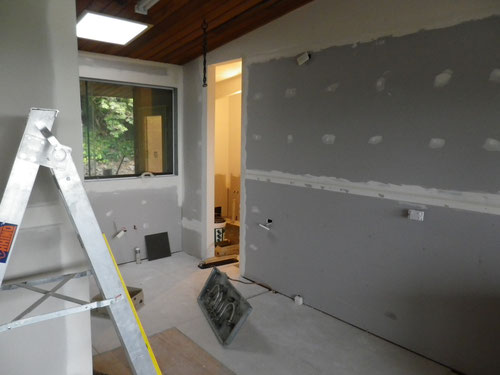 Bit more plaster