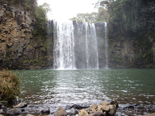 Yet more waterfalls (Dorrigo)