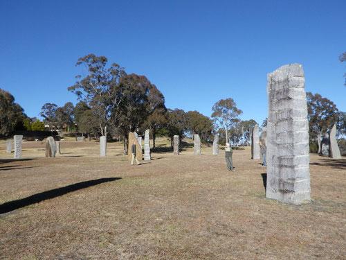 Stones at Glen Innes