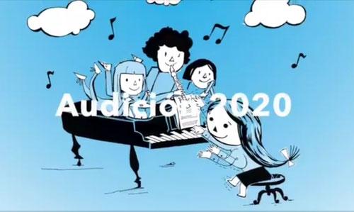 Nuestra tradicional Audición DidacticMusic de final de curso ya está aquí! En este 2020, podemos disfrutar de ella gracias a los vídeos que nos habéis enviado! Son todos chulísimos alumnos DidacticMusic! A disfrutar de la música!