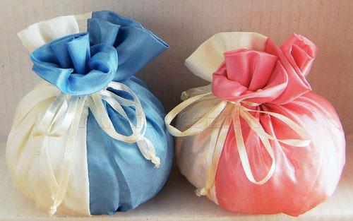 sacchetti bicolore
